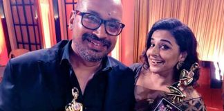 Atul Kasbekar Backed Director Suresh Triveni Wins An Award For His Directorial Debut Tumhari Sulu