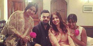 virat kohli anushka sharma post wedding