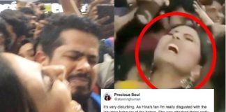 Bigg Boss 11: Hina Khan's Hair Pulled During Live Voting, Fans ANGRY!