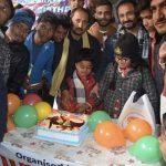 Real Life Anand Kumar Celebrated Super 30 Star Hrithik Roshan's Birthday