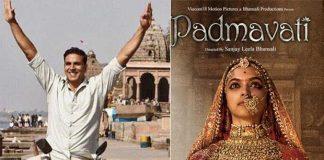 Deepika Padukone's Padmavat Gets A Release Date, To Clash With Akshay Kumar's Pad Man!