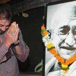 sanjay dutt mahatma gandhi