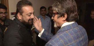sanjay dutt amitabh bachchan
