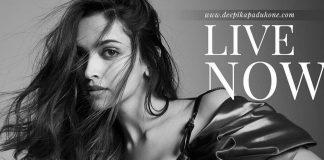 deepika padukone website