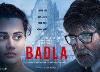 Badla trailer amitabh bachchan taapsee pannu