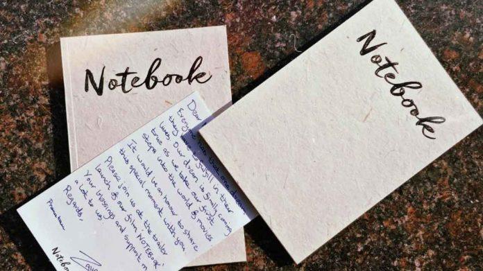 notebook trailer